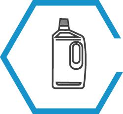 Griffflasche